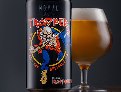 Nomad Brewing Co Launches Trooper Australia XPA