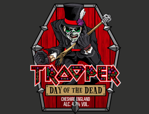 Trooper Day of the Dead