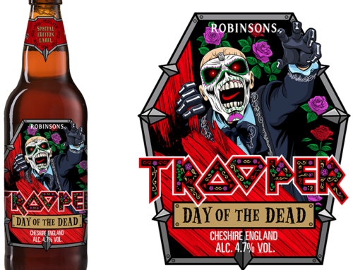 TROOPER launch 2020 Day of the Dead Limited Edition