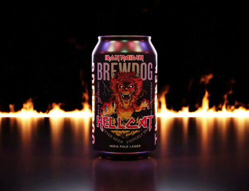 BrewDog and Iron Maiden unleash Hellcat collaboration