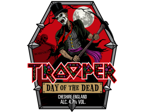 Third Day of the Dead Trooper label announced